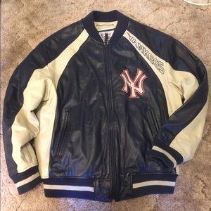 Vintage New York Yankees Mirage Jacket